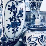 liefde voor vorm en kleur Delfts blauw Joan van der Kroef Vormgeving